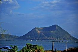 Like most of us, I grew up thinking that THIS is Taal Volcano.